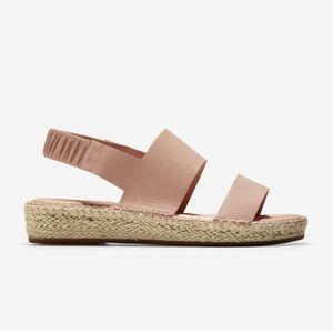Cole Haan Cloud Feel Espadrille Sandals